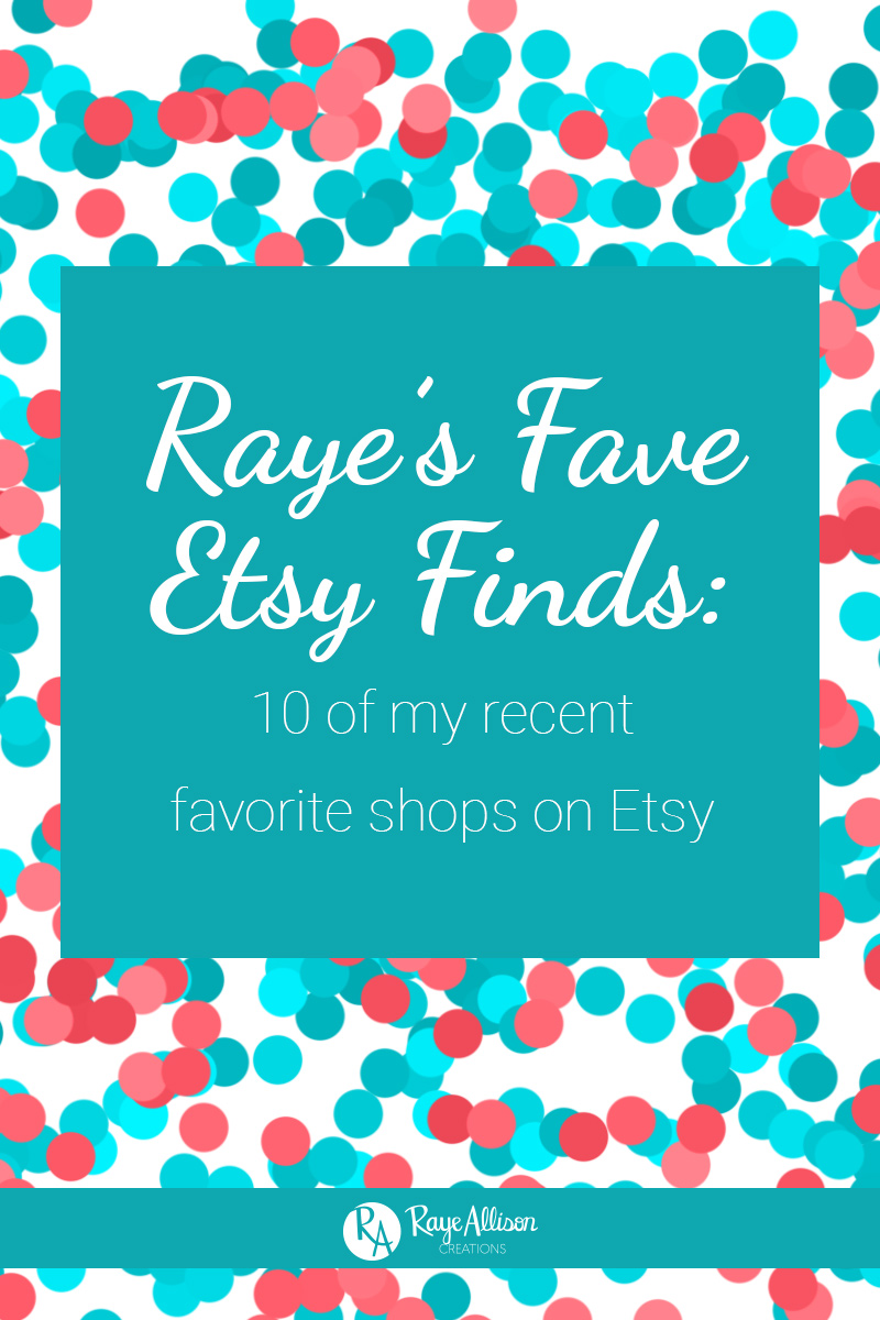 Today I want to kick off a new series for my blog: Raye's Faves. Every couple months I want to highlight some recent favorite home decor items that I find.