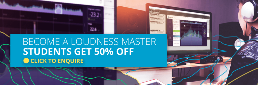 Become a loudness master. Get in touch with us at education@signumaudio.com for more info.