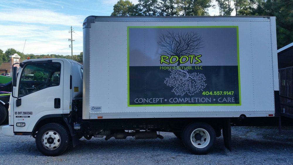 Roots Horticultre - box truck - side view.jpg