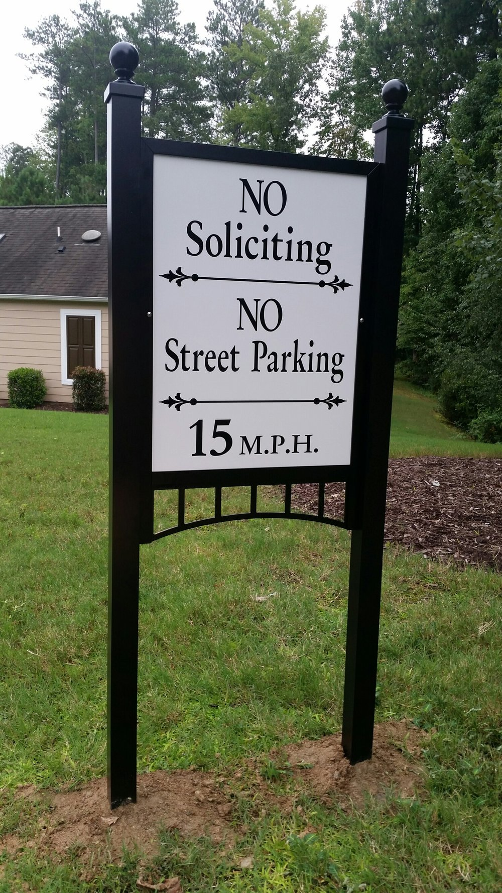 no soliciting - post and panel.jpg