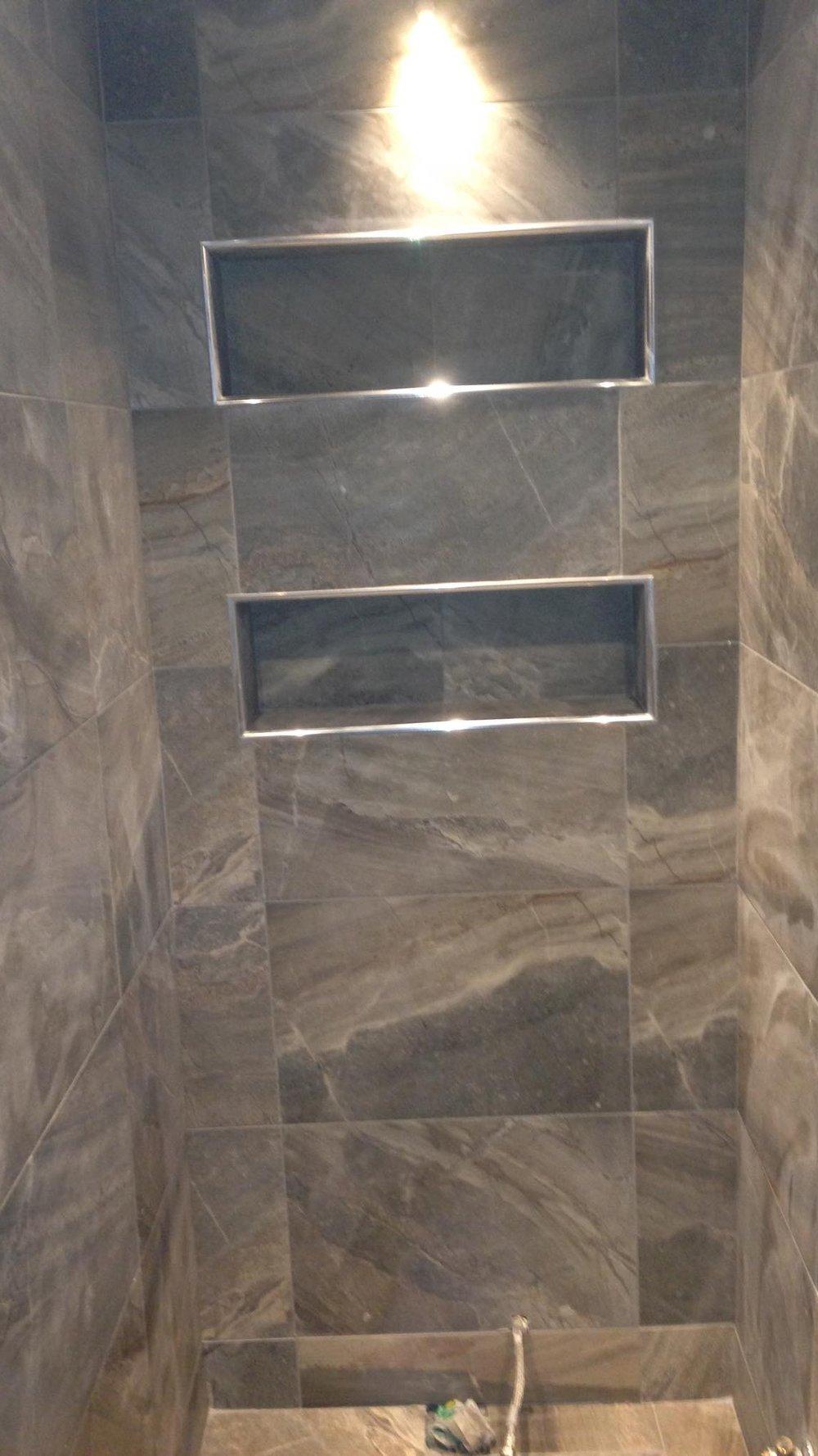 Bathroom renovation - Wetroom