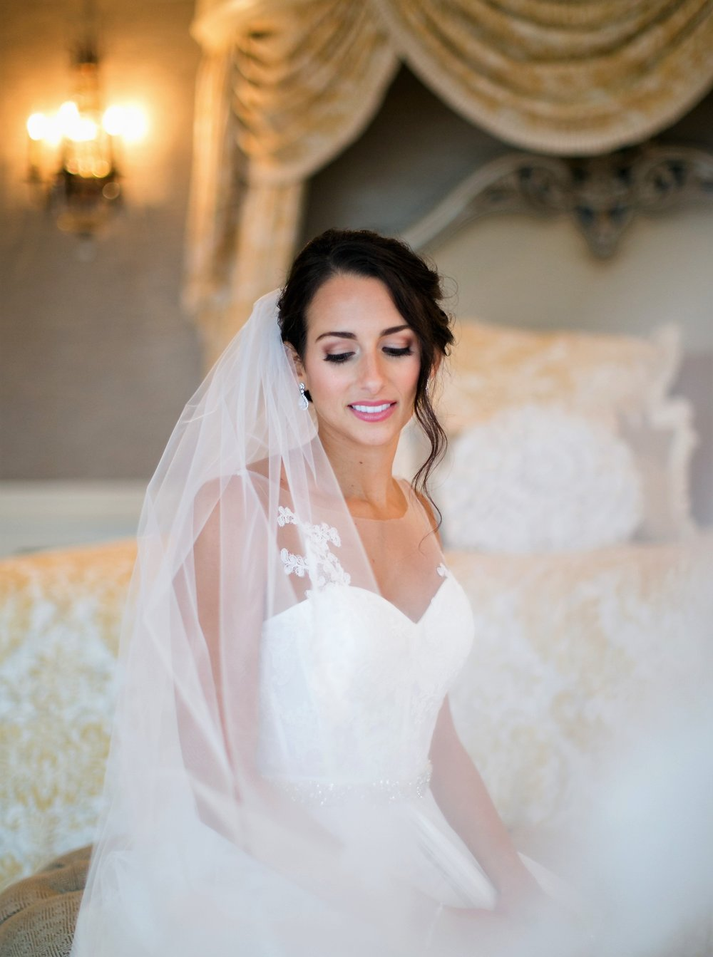 BECOME A BEACH HOUSE BRIDE…. - Owner and lead artist Lauren Cirulli has been in the wedding industry for over 15 years. Her work has been published in Red Oak Weddings, Green Wedding Shoes, The Knot, and more - including the cover of New Jersey Brides. Her love of makeup started at a young age and has grown into a successful business. She now employees a team of talented stylists and artists who share the same passion.Every bride is unique, that's why the team at Beach House Spa takes the time to find the perfect style to compliment every bride's vision of her big day. Whether it be classic and timeless, soft and romantic, or bold and trendsetting, you can count on Beach House Spa to perfect your bridal look.