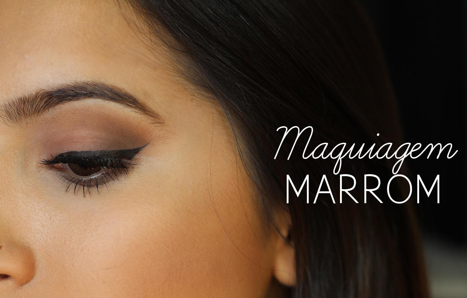 maquiagem marrom vult 2