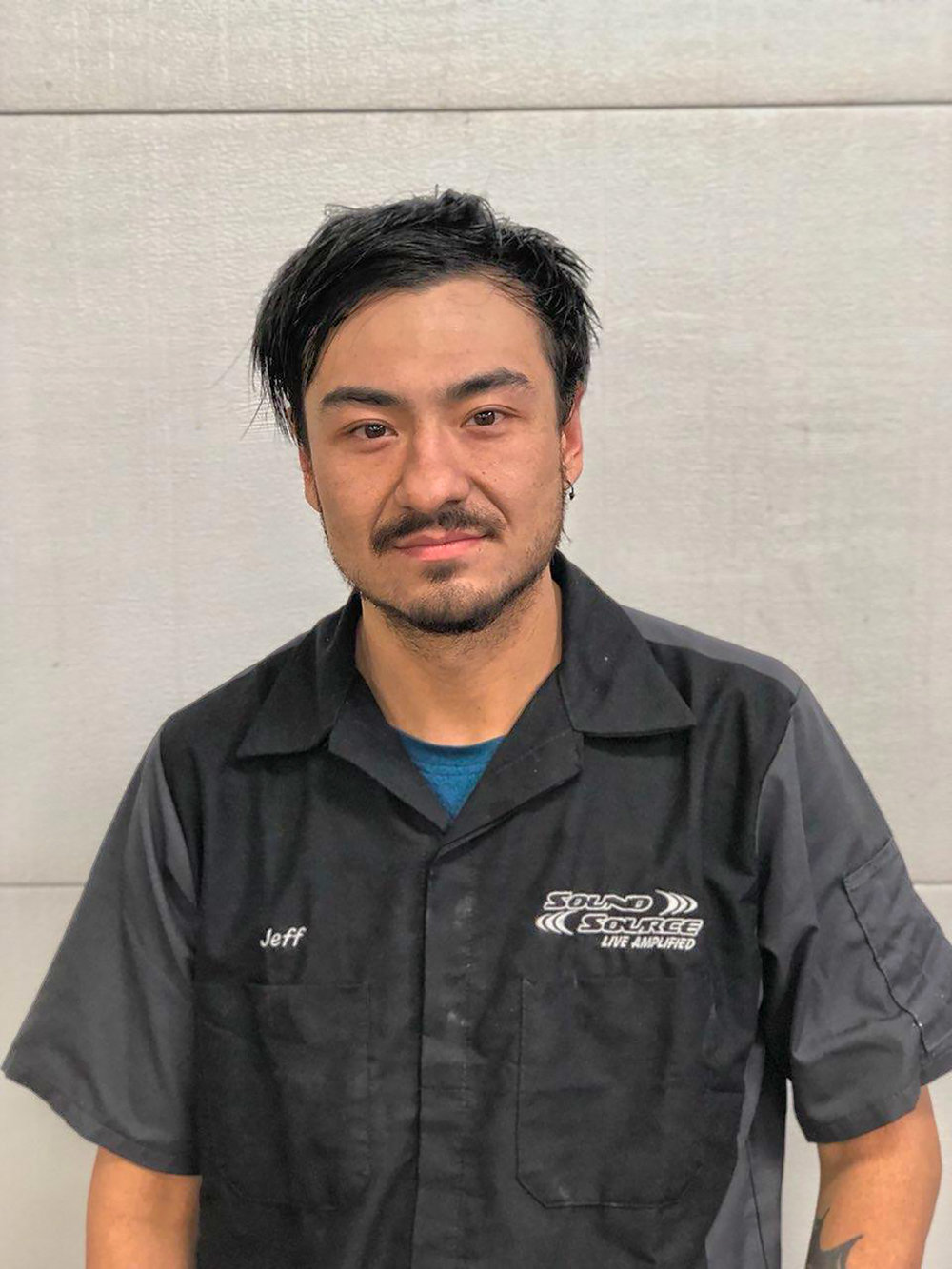 Jeff Damewood - Jeff has been with Sound Source for over 6 years. He graduated from Idaho State University auto-body class in 2010. Jeff is one of our best technicians that we have! He is also, one of our salesmen up front! He is great with installs and customers!