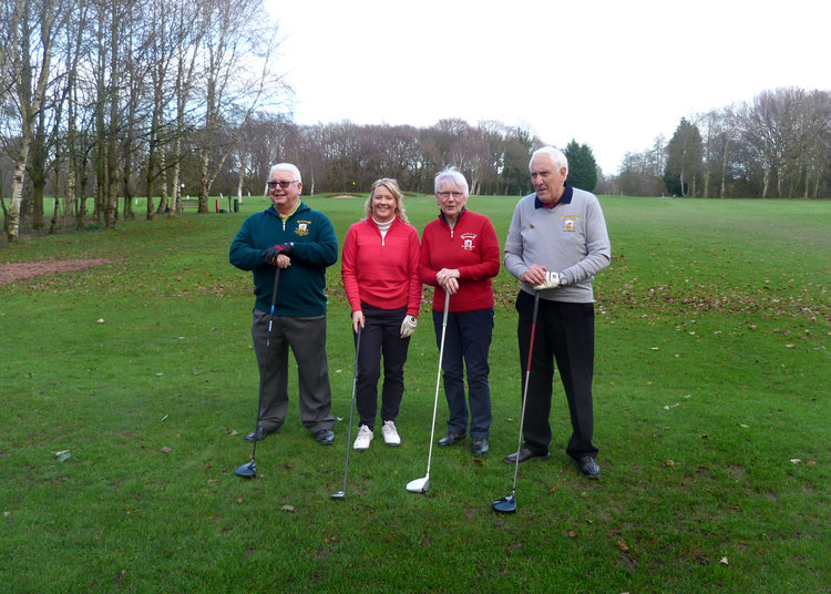 Captain's Drive in - Our Captains and Vice Captains for the coming year, following the Drive In on January 1st 2019.