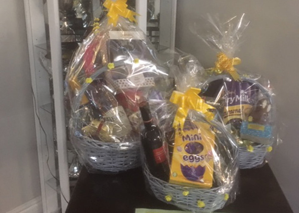 Easter Raffle - Drawn on 11th April.