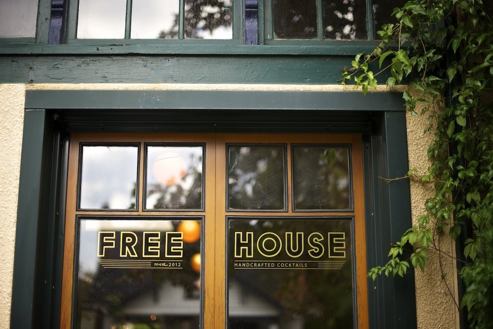 Image of free house windows
