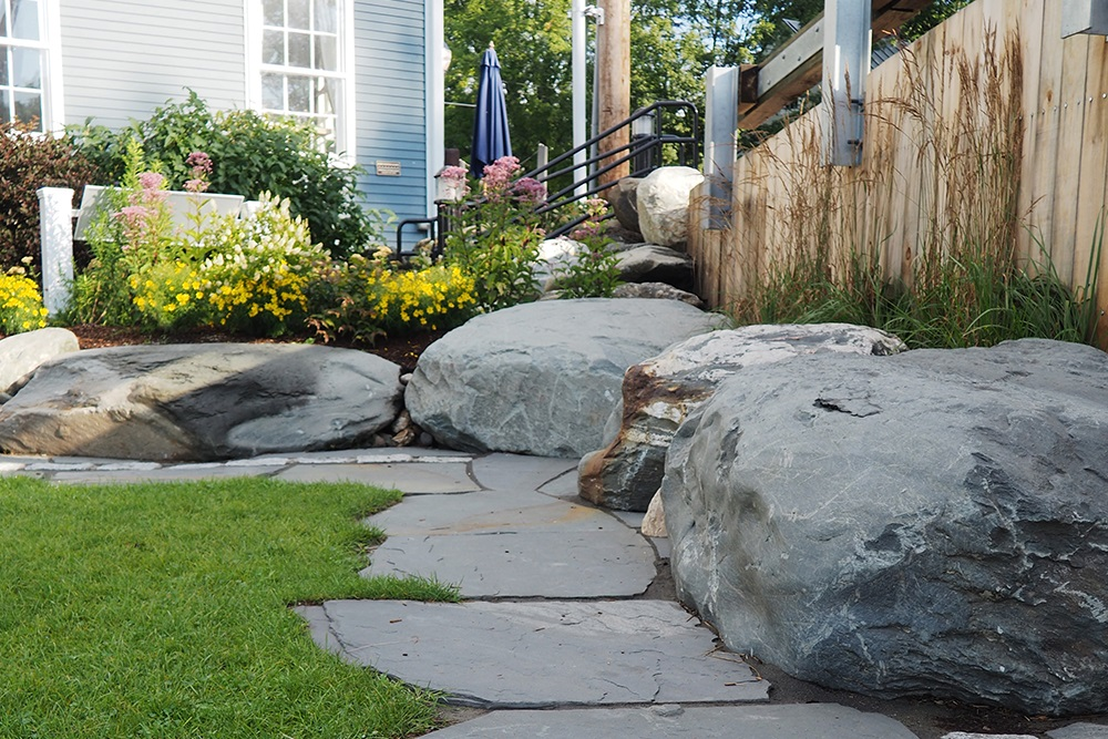 Landscape design and maintenance in Colchester, VT