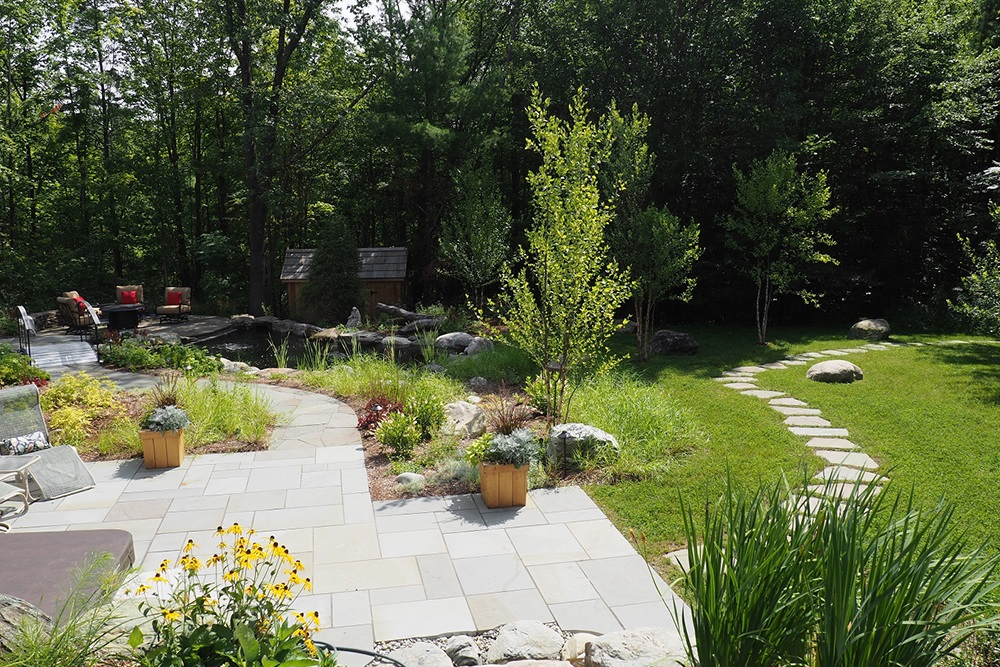 Top quality landscape maintenance in Vermont