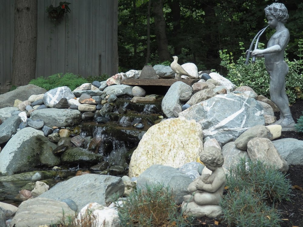 Premier water features by Vermont Stone in Pittsburgh, PA