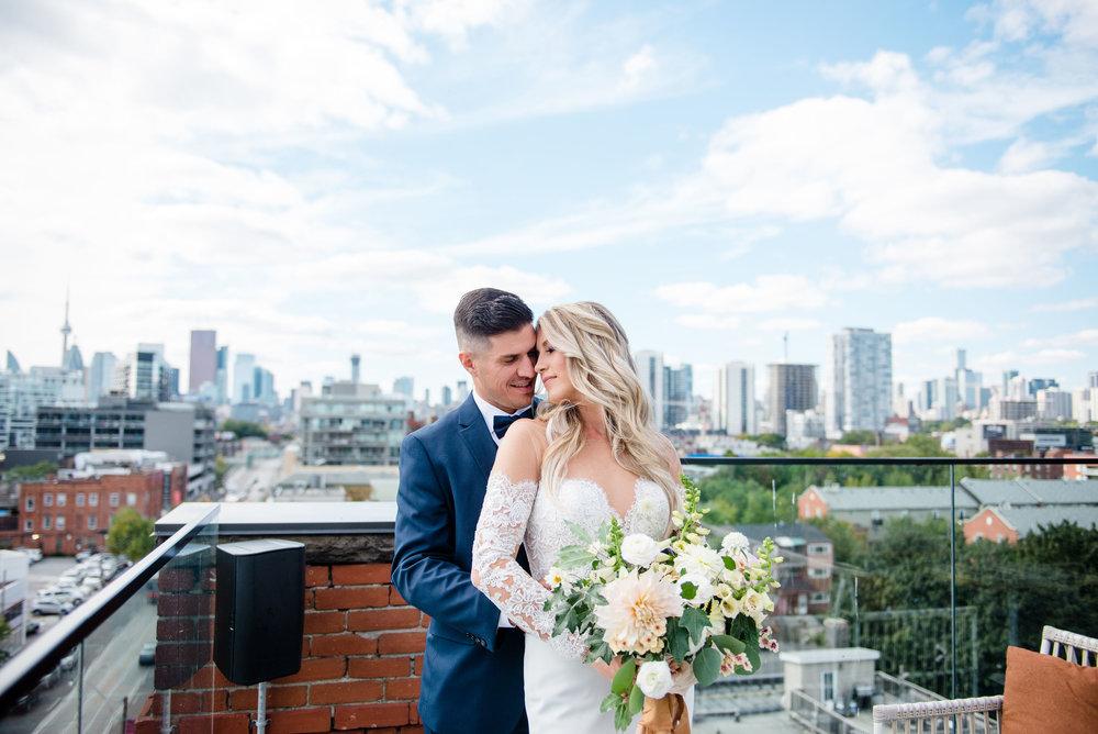 Toronto wedding photography YouByMia Photography - Broadview Hotel Wedding