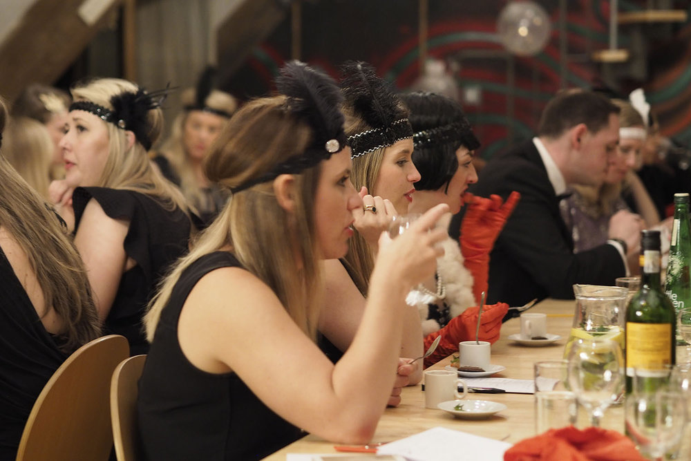 Copy of MURDER MYSTERY  How about solving a murder mystery at Mill End Mitcheldean – Up to 40 guests, with 5 actors, a great plot and a 3 course dinner.