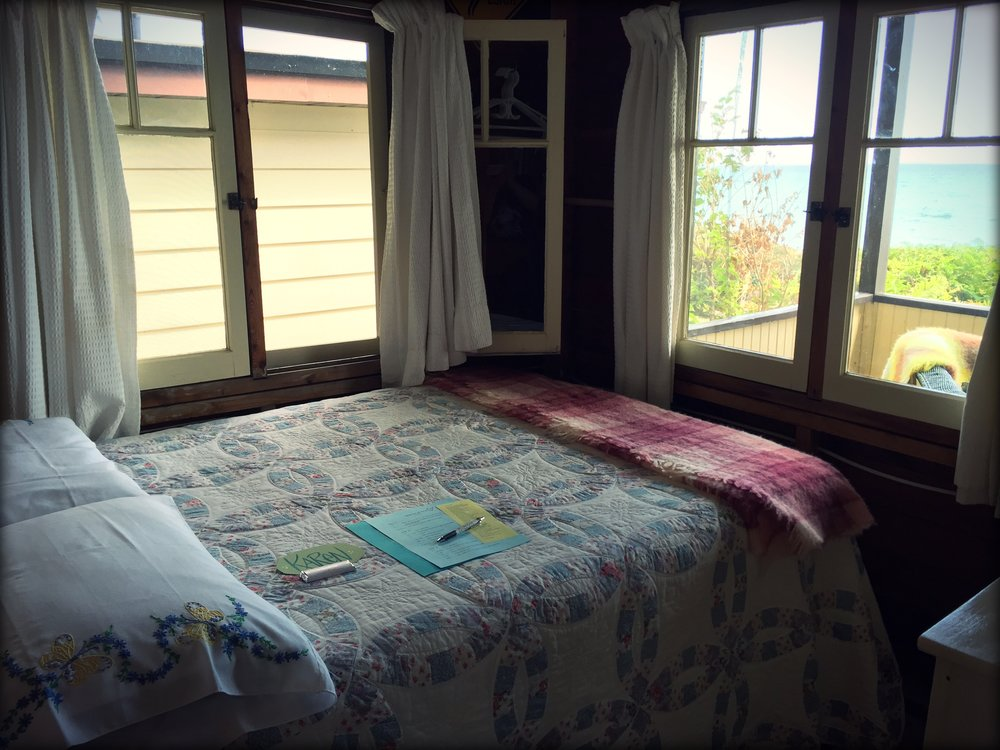 The Mary Oliver Room -