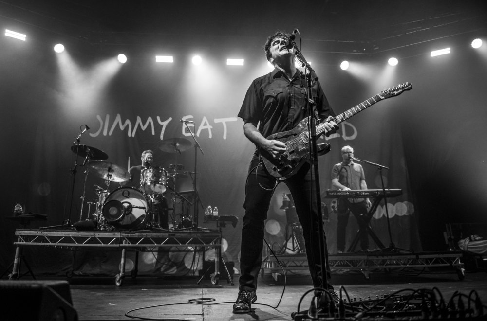 Jimmy Eat World - @ Victoria Warehouse, Manchester 26.01.2019