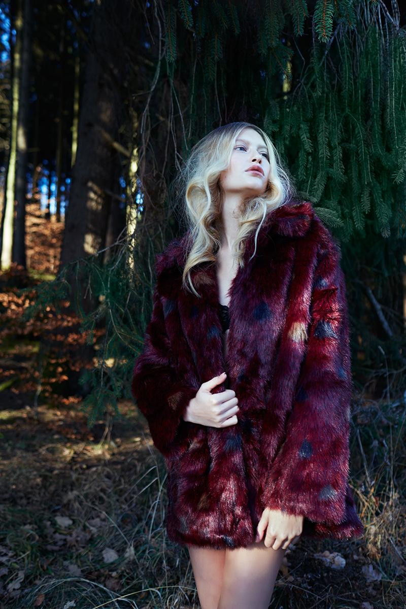 Johannes Rodach Luna Elisa Federowicz Visagistin Hair- and Make up Artist