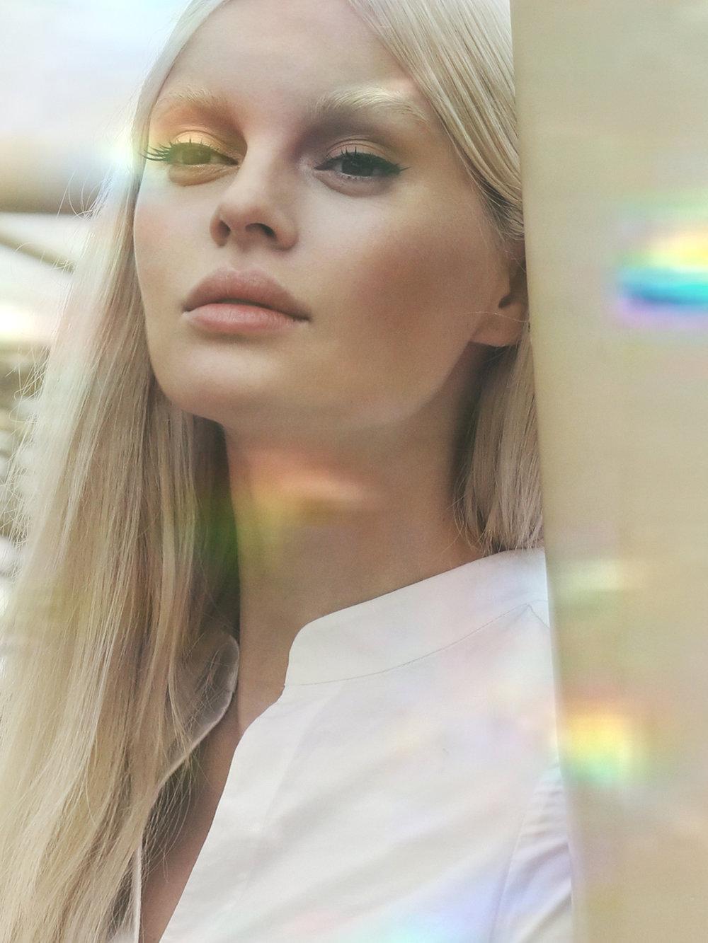 Kristina Lewis/ Luna Elisa Federowicz Visagistin