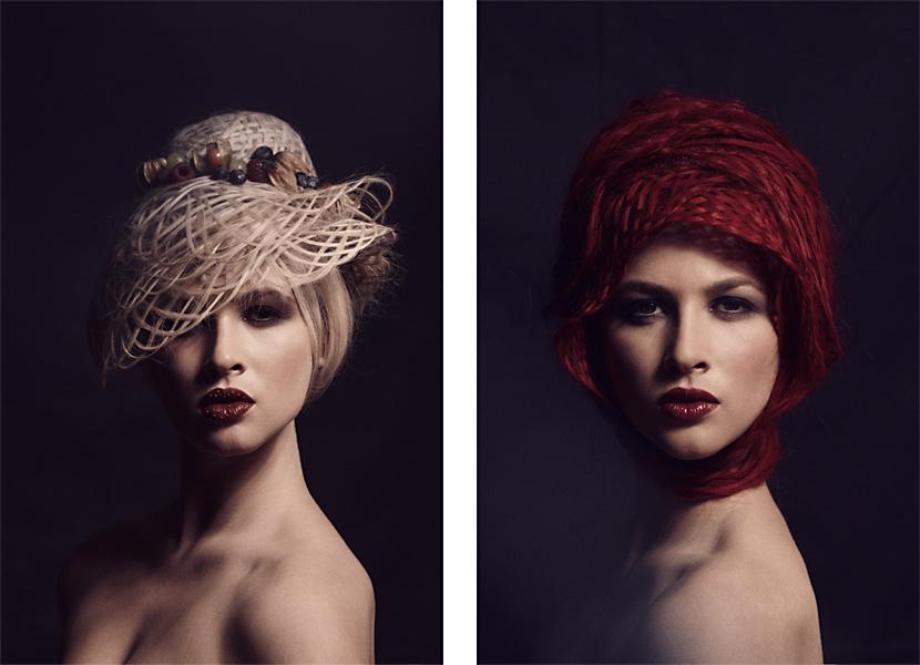 fashion haar hüte Magnus Lechner