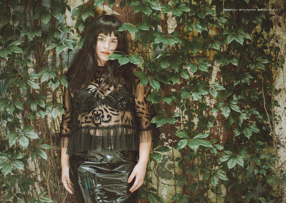 Curvy Magazine Jennifer Filippidis Tonda Badehle Luna Elisa Federowicz Visagistin Hair & Make-up Artist