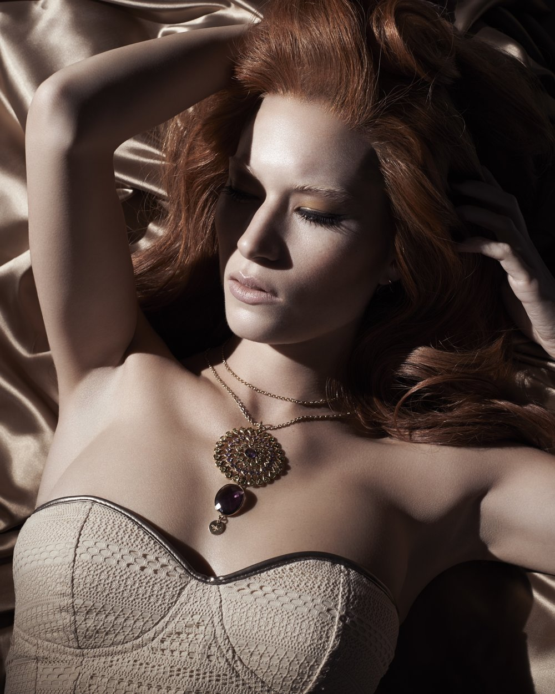 Andreas Ortner Milkcitystudio Misha Nova Tune Models Luna Elisa Federowicz Visagistin Hair- and Make up Artist