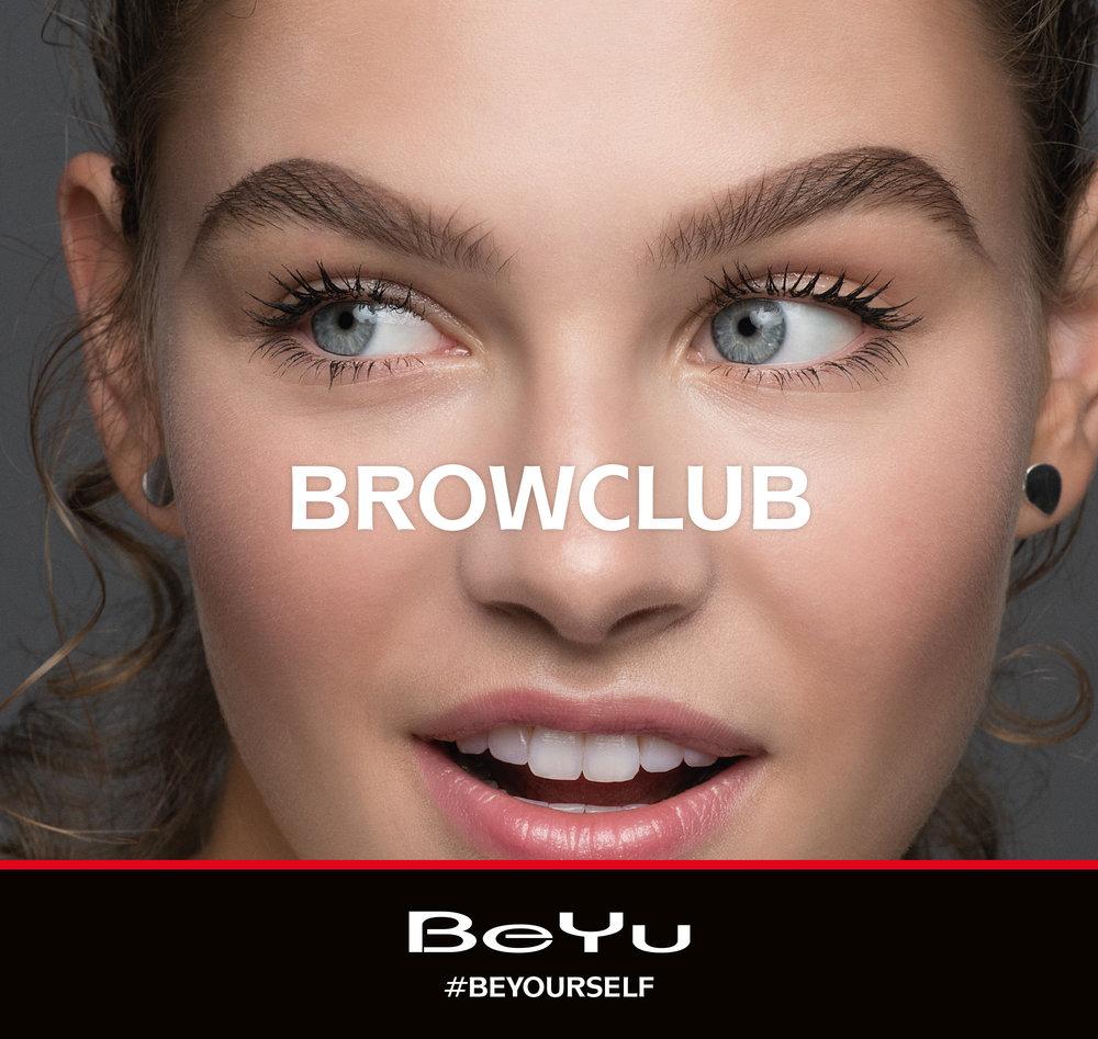 Andreas Ortner Milkcitystudio/Hair Artist Heiko Pallach/Luna Elisa Federowicz Visagistin/Make up Artist BeYu Cosmetics  BROWCLUB