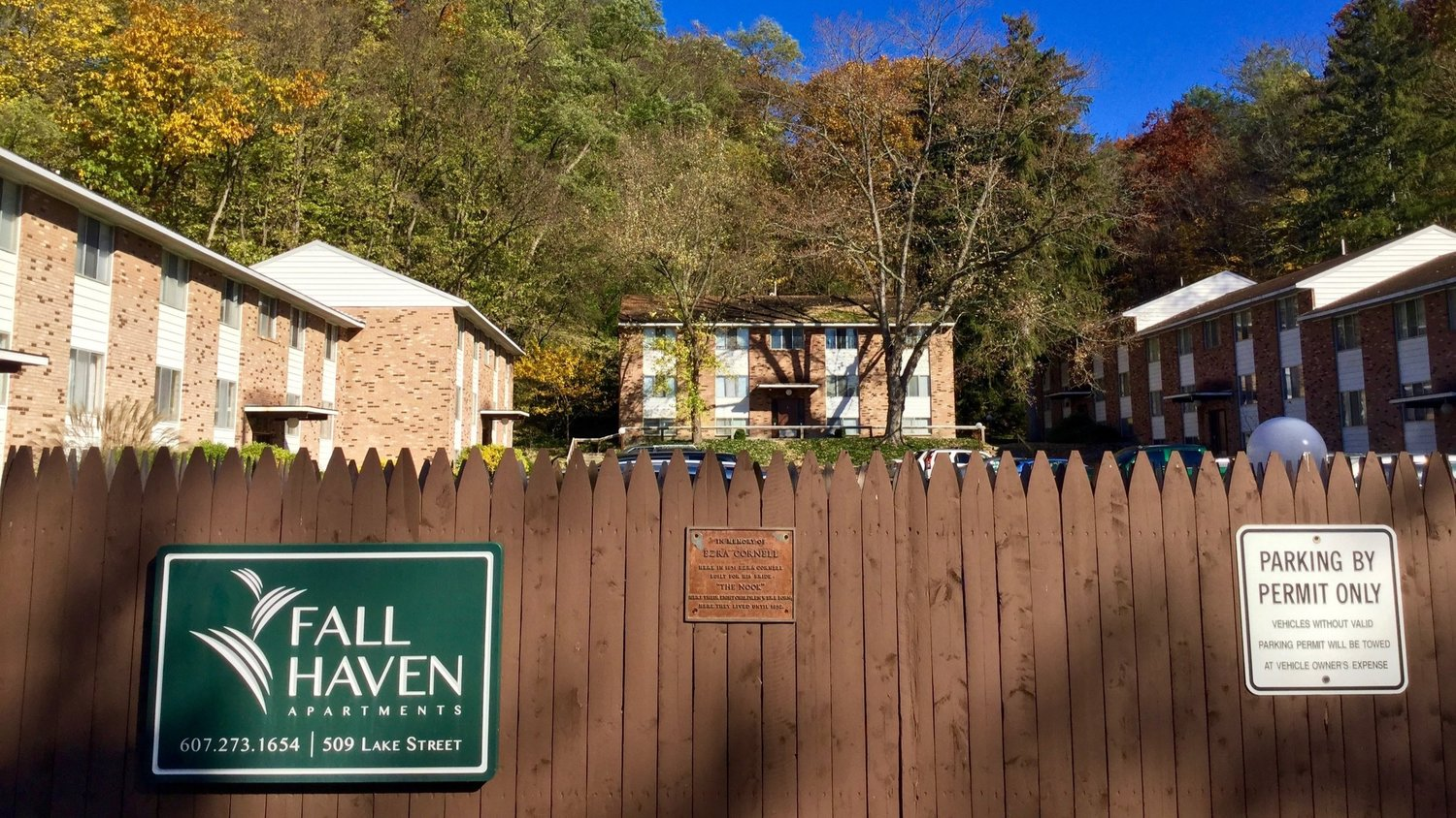 Fall Haven Apartments — Travis Hyde Properties