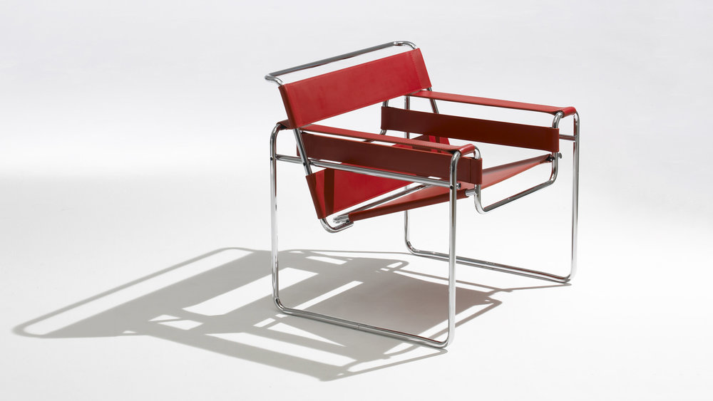 Functionalism was the most important thing to Bauhaus furniture designers, which led to some groundbreaking designs.