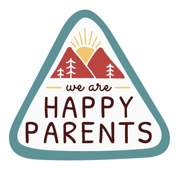 We are happy parents