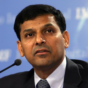 Raghuram Rajan — Governor, Reserve Bank of India