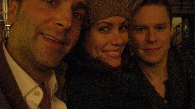 Seeing Randy Harrison & Emily Swallow in POP! at Yale Rep. 2009