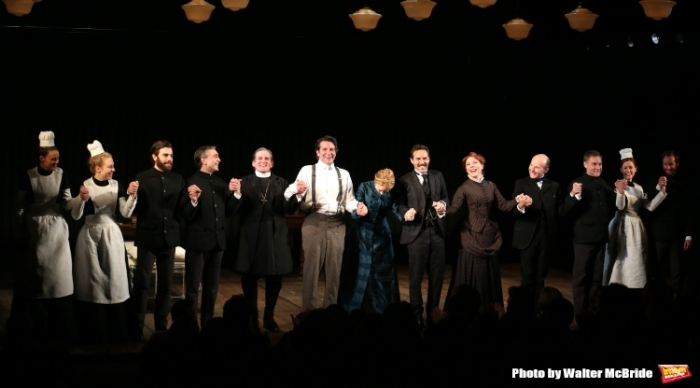 Curtain Call, 1st Preview 11/7/14, #2