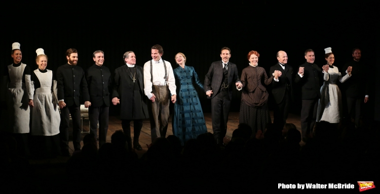 Curtain Call - 1st Preview 11/7/14 #1