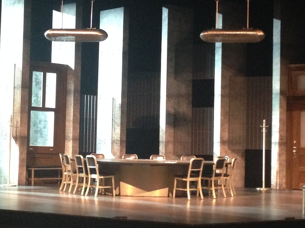 Set Design by Stephanie Kerley Schwartz