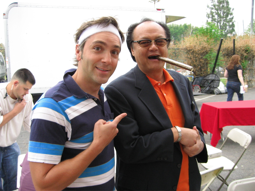 """Tom"" & the Chinese Jack Nicholson"