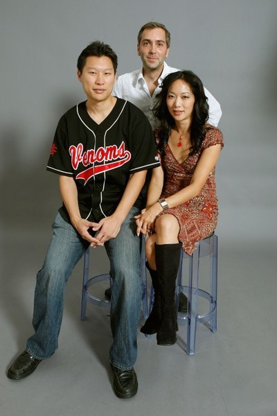 TIFF 2007 with Jimmy Tsai & Director Jessica Yu
