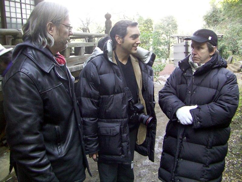 (l - r) writer, prod. Dennis Bartok, Scott & dir. Sean Cunningham