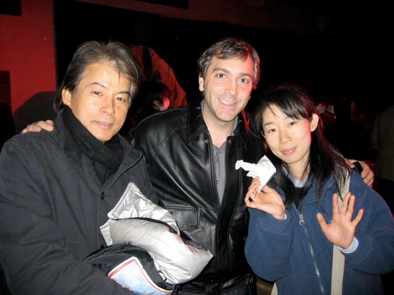 makeup team from Tokyo, ? & Yoshie Nemoto