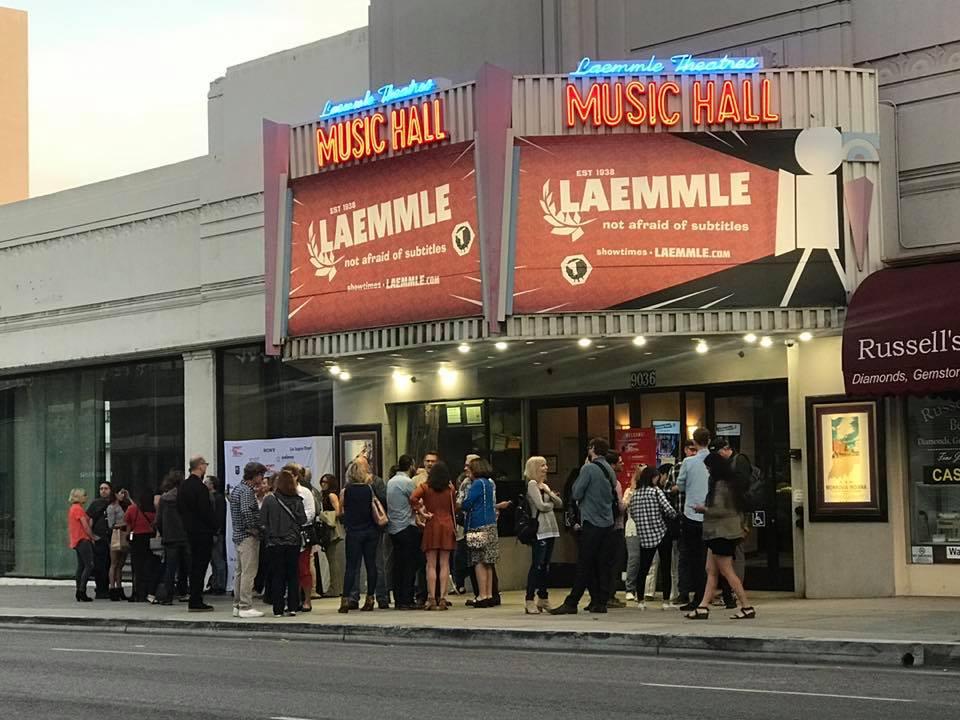 ADOPTABLE! screening at IFF 11/4/18 Laemmle Music Box Theatre, Beverly Hills, CA