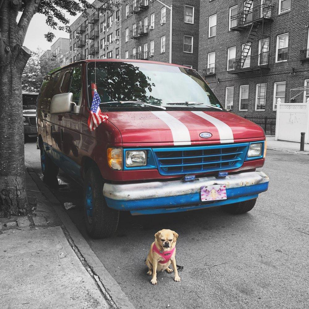 We ain't beat yet! Happy #4thofjuly 🇺🇸 (Brooklyn 7/4/18)