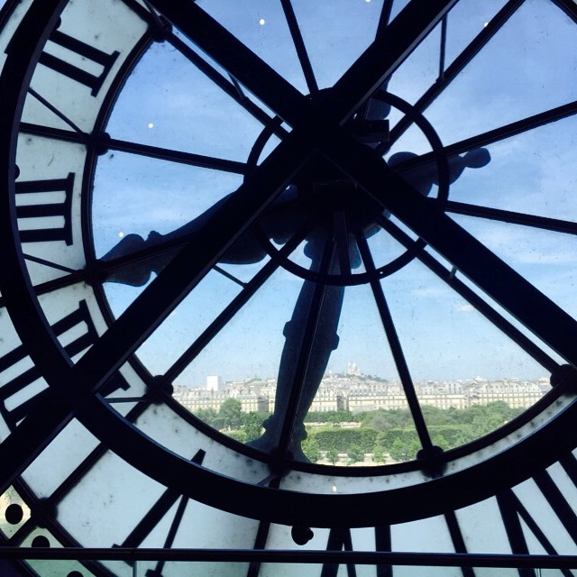 Musée d'Orsay, Paris, France, June 2015