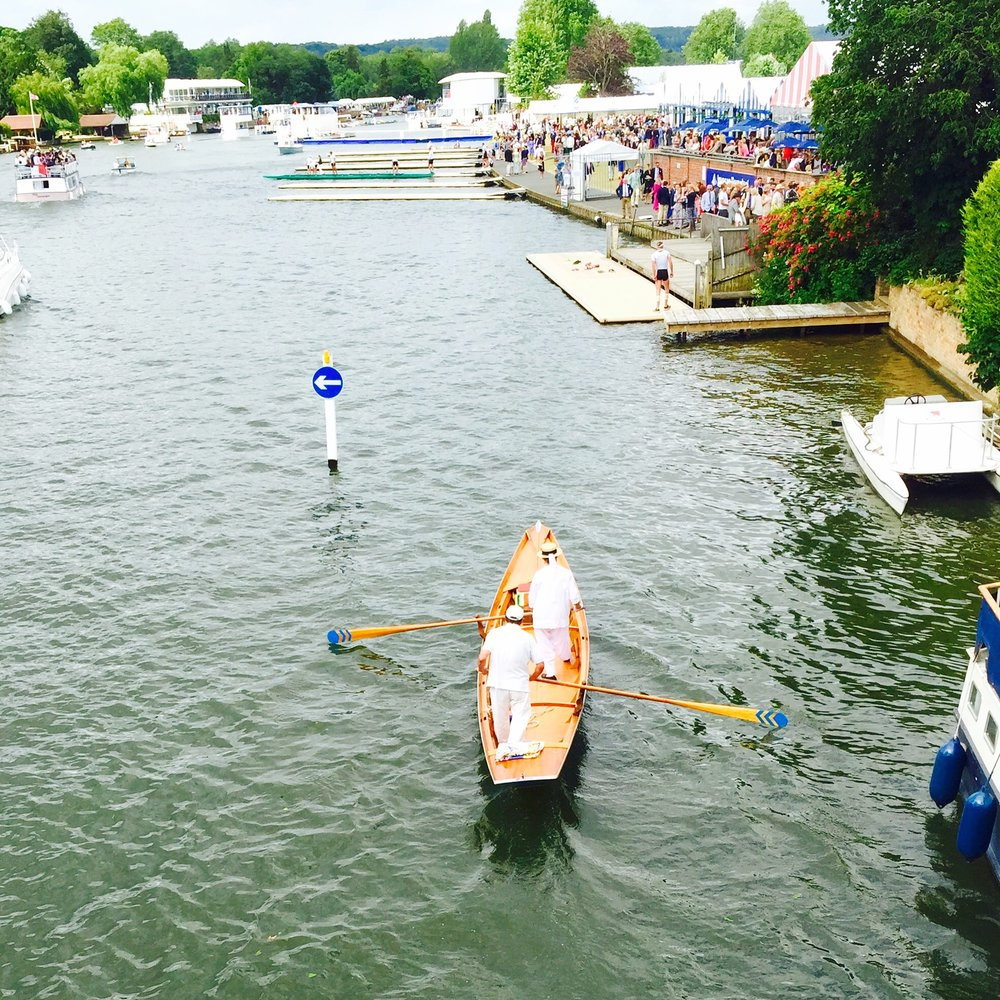 Henley-On-Thames, England, July 2015
