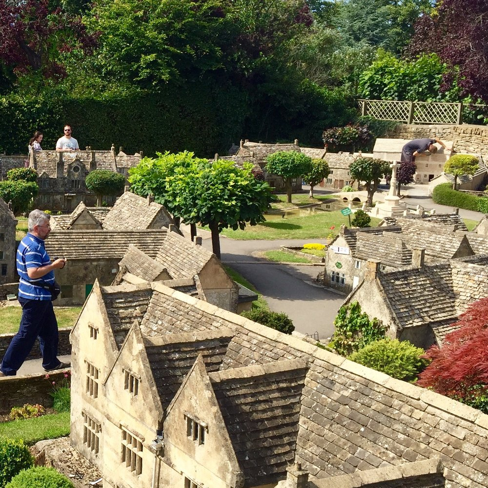 The Cotswolds, England, July 2015
