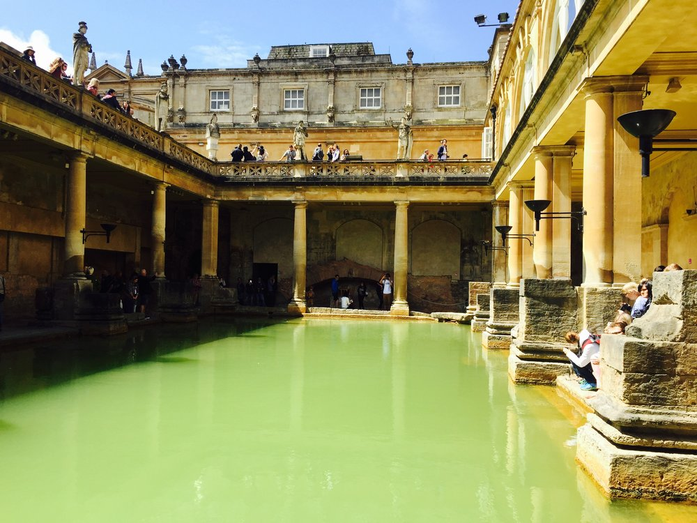 Bath, England, July 2015