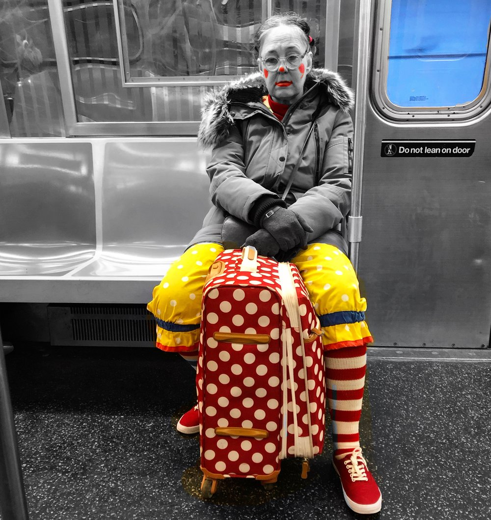 Rough Day in Clown Town (March 6, 2019)