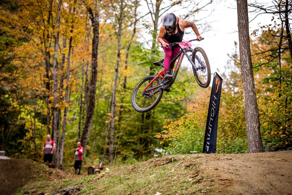 RACE OR WHIP OFF? Photographer: Andrew Santoro Location: Thunder Mountain