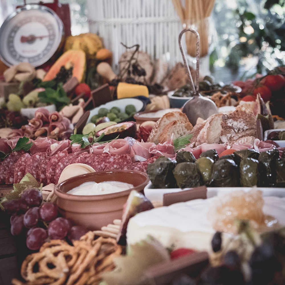 Grazing Tables -