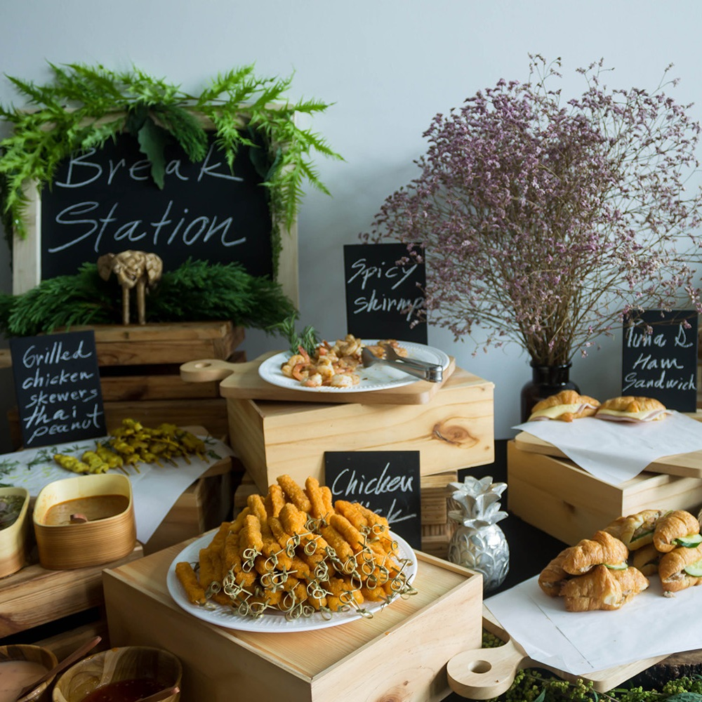 Food Stations -
