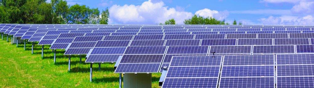 Solar Farms -