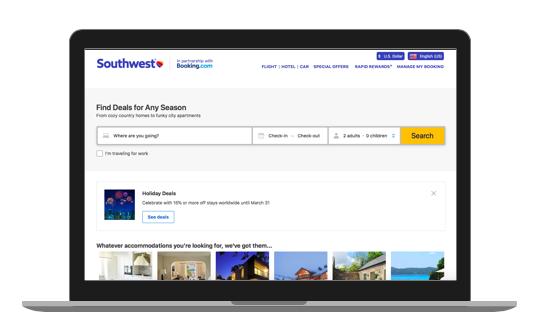 Southwest Hotels
