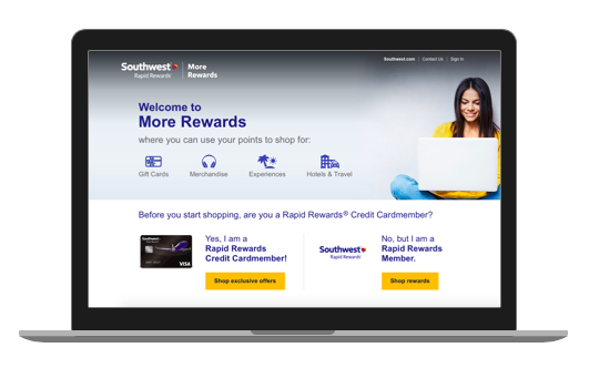 Southwest More Rewards