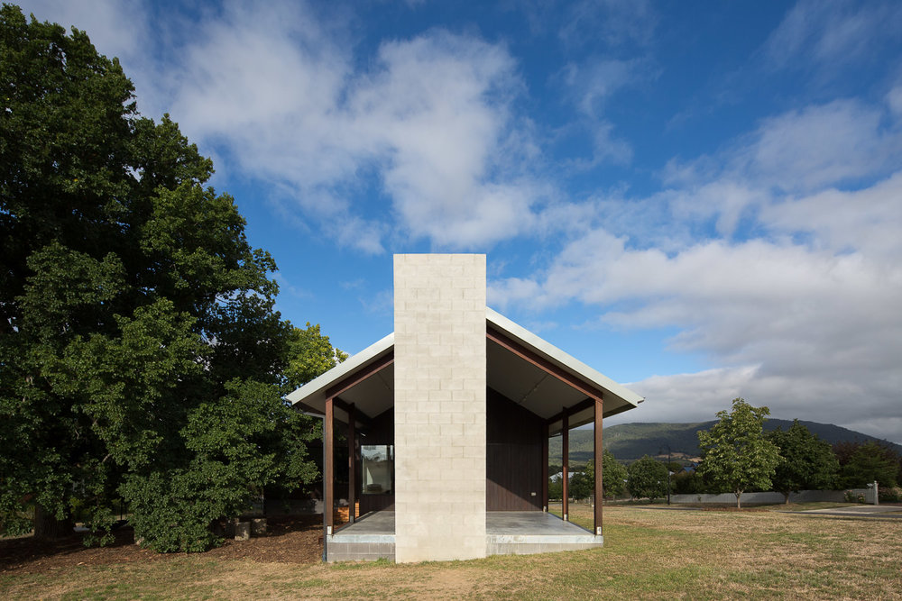 Woodend House - Daniel Ash Architects
